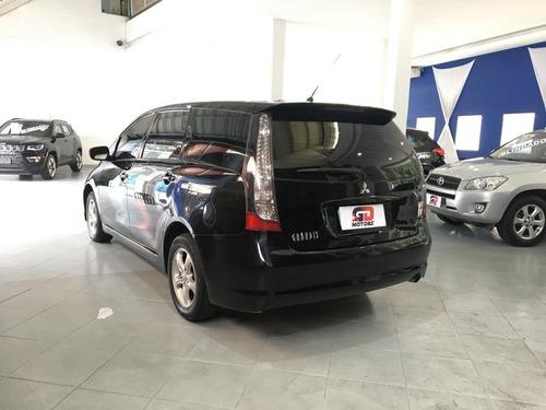mitsubishi grandis 2.4 16v gasolina  automático