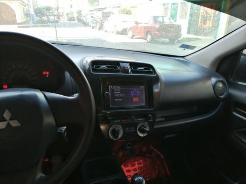 mitsubishi  hatchback básico