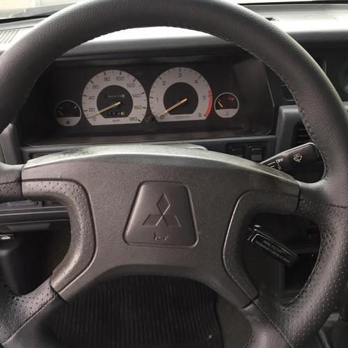 mitsubishi l 200 2.5 gls 4x4 cabine dupla turbo diesel