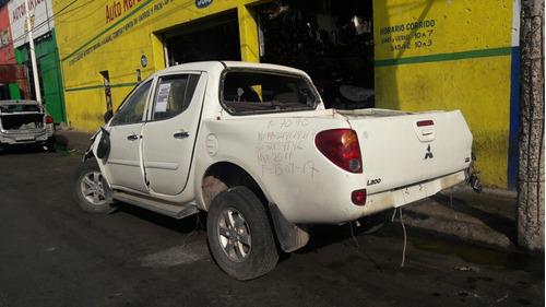 mitsubishi  l-200 diesel 4x4 2011 para partes