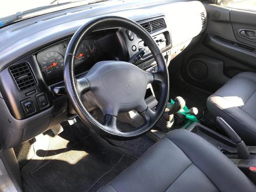 mitsubishi l 200 sport hpe - 2006 - diesel - 4x4 - manual