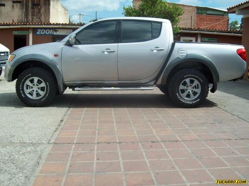 mitsubishi l-200 sportero pickup dole cabina