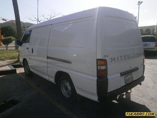 mitsubishi l-300 sincrónico
