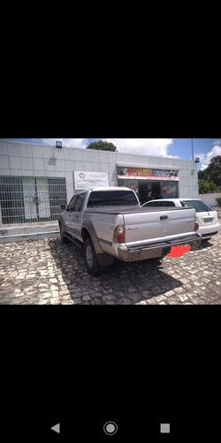 mitsubishi l200 2010 2.5 outdoor gls cab. dupla 4x4 4p