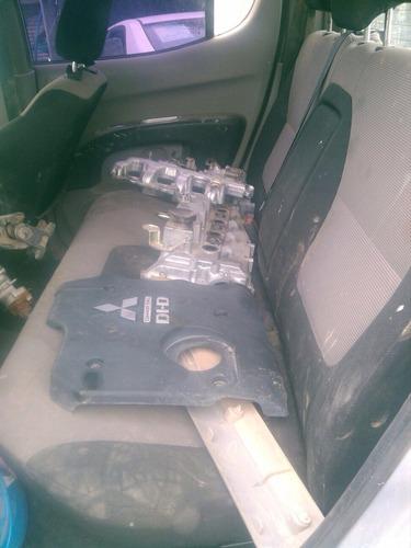 mitsubishi l200 2011 4x4 diésel venta de refacciones
