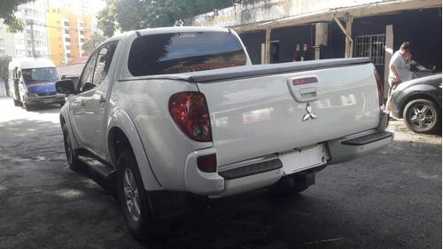 mitsubishi l200 2012 triton hpe cab. dupla 4x4 aut. diesel
