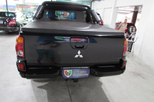 mitsubishi l200 2015 triton hpe flex cabine dupla automatica