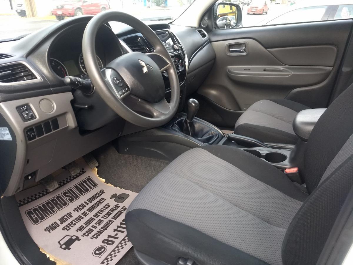 Mitsubishi L200 2018 Doble Cabina Gasolina - $ 249,000 en ...