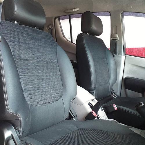 mitsubishi l200 2.4 triton hls cab. dupla flex 4p completo