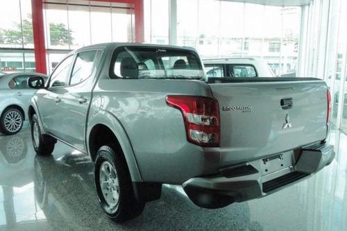 mitsubishi l200 2.4 triton sport gls cab.dupla 4x4 aut 0km18