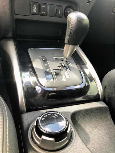 mitsubishi l200 2.4 triton sport hpe cab. dupla 4x4 aut. 4p