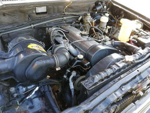 mitsubishi l200 2.5 d/cab 4x4 turbo 1998