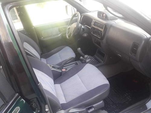 mitsubishi l200 2.5 d/cab 4x4 turbo 1999