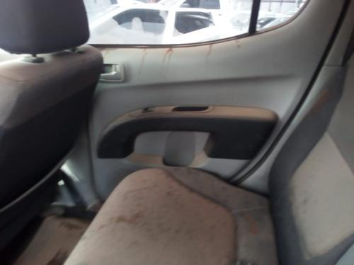mitsubishi l200 2.5 di-d cabina doble 4x2 mt 2009