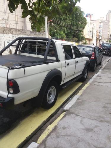mitsubishi l200 2.5 gl cab dupla 4x4 4p 2010