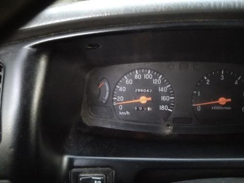 mitsubishi l200 2.5 gl d/cab 4x4 tdi aa 2001