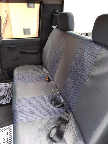 mitsubishi l200 2.5 gls cab dupla 4x4 4p 2003