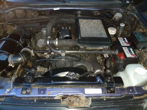 mitsubishi l200 2.5 gls d/cab 4x4 i 1998