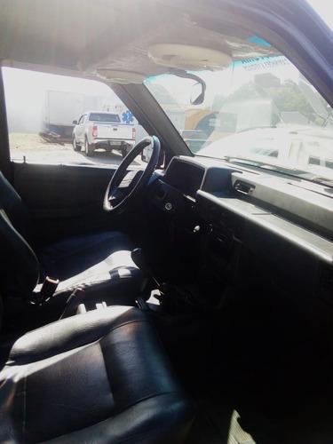 mitsubishi l200 2.5 gls gc cab. dupla 4x4 4p