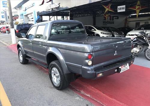 mitsubishi l200 2.5 gls hpe 4x4 cd 8v turbo