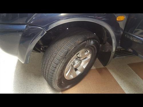 mitsubishi l200 2.5 hpe 4x4 cd 8v tb interc 2004
