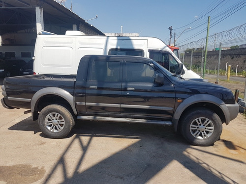 mitsubishi l200 2.5 outdoor gls cab. dupla 4x4 4p diesel