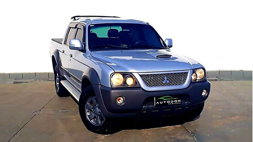 mitsubishi l200 2.5 outdoor hpe 4x4 automática turbo diesel