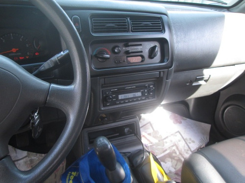 mitsubishi l200 2.5 savana cab. dupla 4x4 4p