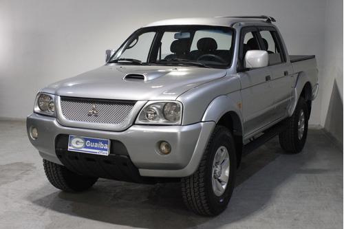 mitsubishi l200 2.5 sport hpe 4x4 cd 8v turbo intercooler d
