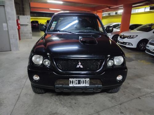 mitsubishi l200 2.5 sport hpe cab doble 4x4 2009