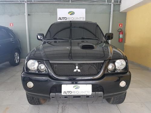 mitsubishi l200 2.5 sport hpe cab. dupla 4x4 aut. 4p 121hp
