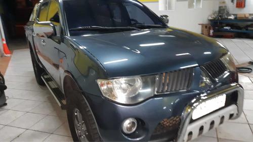 mitsubishi l200 2.5 turbo diésel 4x2