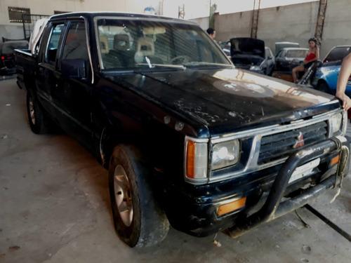 mitsubishi l200 2.5 turbo diesel
