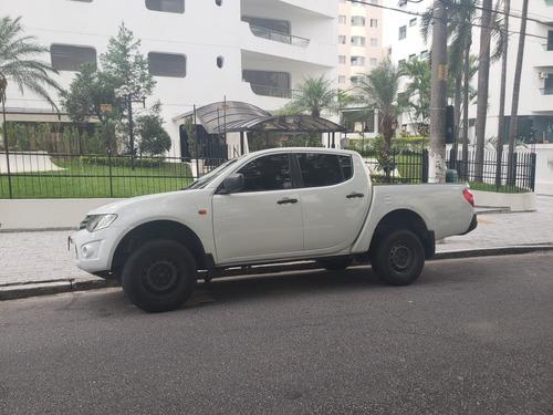mitsubishi l200 3.2 triton gl cab. dupla 4x4 4p 2014