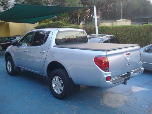 mitsubishi l200 3.2 triton gl cab. dupla 4x4 4p ano 2013