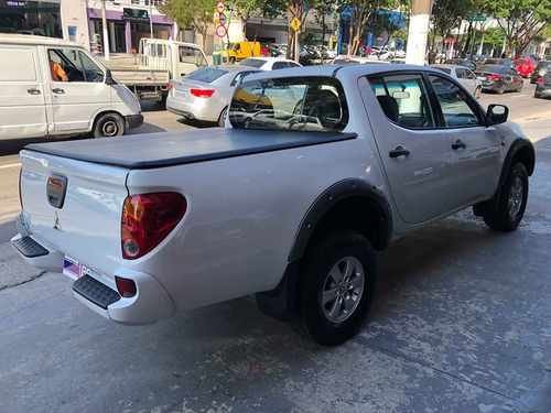 mitsubishi l200 3.2 triton gls cab. dupla 4x4 2014 diesel
