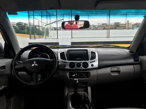 mitsubishi l200 3.2 triton gls cab. dupla 4x4 4p 2014
