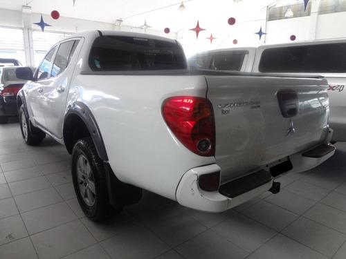 mitsubishi l200 3.2 triton gls cab. dupla 4x4 4p