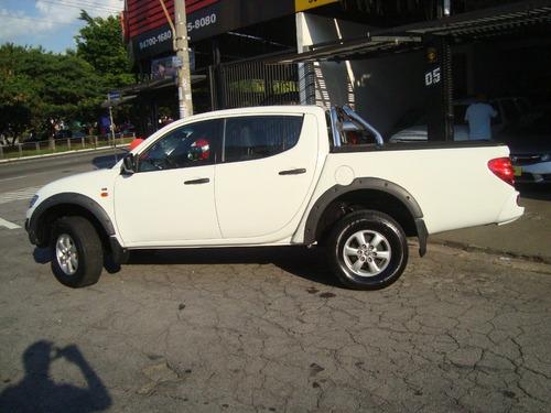 mitsubishi l200 3.2 triton gls cab. dupla 4x4 diesel