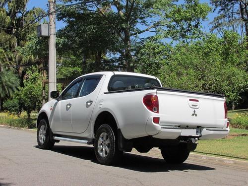 mitsubishi l200 3.2 triton gls cd turbo diesel 4x4 2013