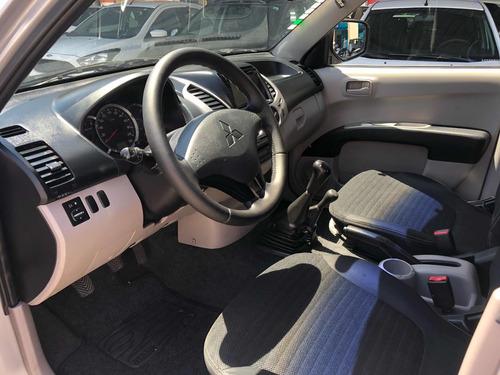 mitsubishi l200 3.2 triton glx cab. dupla 4x4 4p 2013