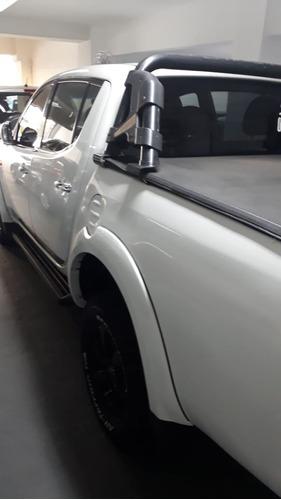 mitsubishi l200 3.2 triton glx cab. dupla 4x4 4p automatica