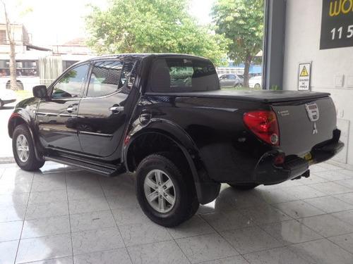 mitsubishi l200 3.2 triton hpe 4x4 aut. 2010 diesel