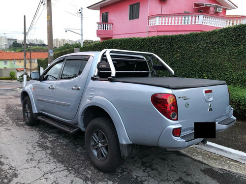 mitsubishi l200 3.2 triton hpe cab. dupla 4x4 4p 2010