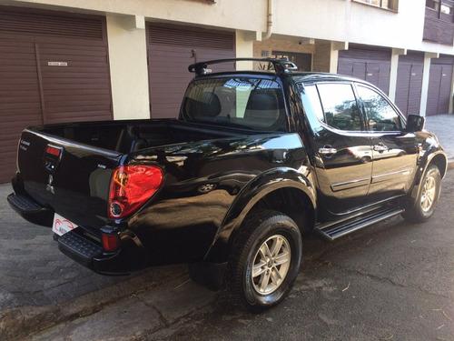 mitsubishi l200 3.2 triton hpe cab. dupla 4x4 aut. 4p 2009