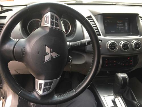 mitsubishi l200 3.2 triton hpe cab. dupla 4x4 aut. 4p 2015