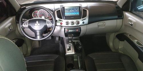 mitsubishi l200 3.2 triton hpe cab. dupla 4x4 aut. 4p 2017