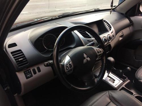 mitsubishi l200 3.2 triton hpe cab. dupla 4x4 aut. 4p (3714)