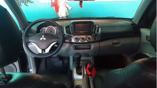 mitsubishi l200 3.2 triton hpe diesel turb 4x4 aut. 4p 2010