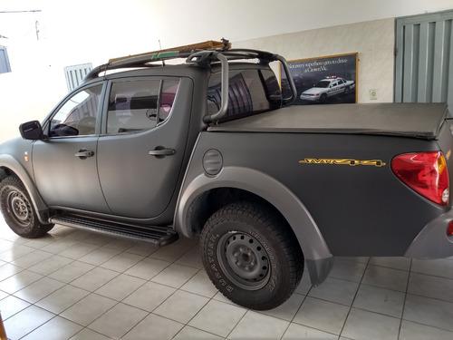 mitsubishi l200 3.2 triton savana cab. dupla 4x4 4p